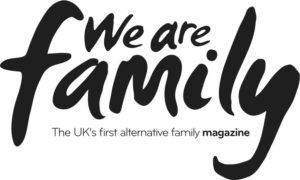 We Are Family logo