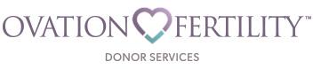 Ovation Fertility logo